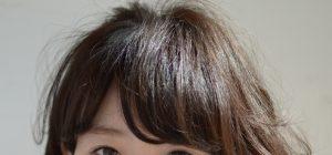 前髪にパーマは必要か?