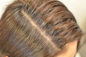 頭皮を保護しながら白髪を染める◎ 暑さのせいからか、頭皮に異変を感じる方が増えてます!