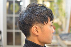 4月に向けて心機一転❢ ~Men's Hair~