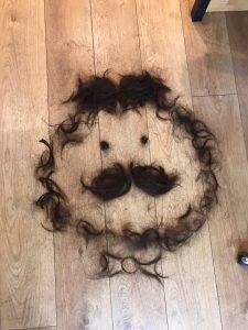 切った髪の毛で全身のミネラル検査ができる時代!!