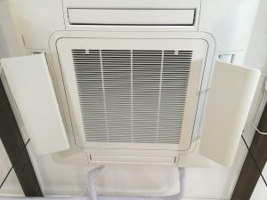 pejiteのエアコンがちょっと進化しました