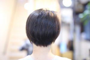 今日もショートヘア切りまくってます!