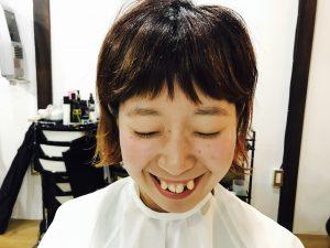 最近流行りの前髪と前髪の重要性!