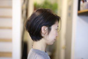 心機一転!まずはヘアスタイルから◎ バッサリ切ってパーマしてカラーして。