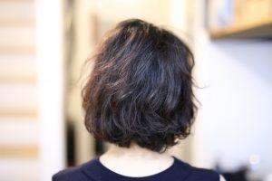 縮毛矯正をやめるという選択。