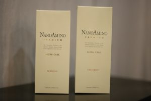 『NANOAMINO PREMIUM』のエイジングケア◎