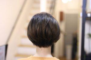 夏に向けてショートヘア!いろいろスッキリしますよ◎